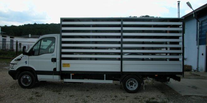 transport animale vii